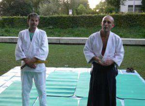 Aikido Demonstration in Zuerich