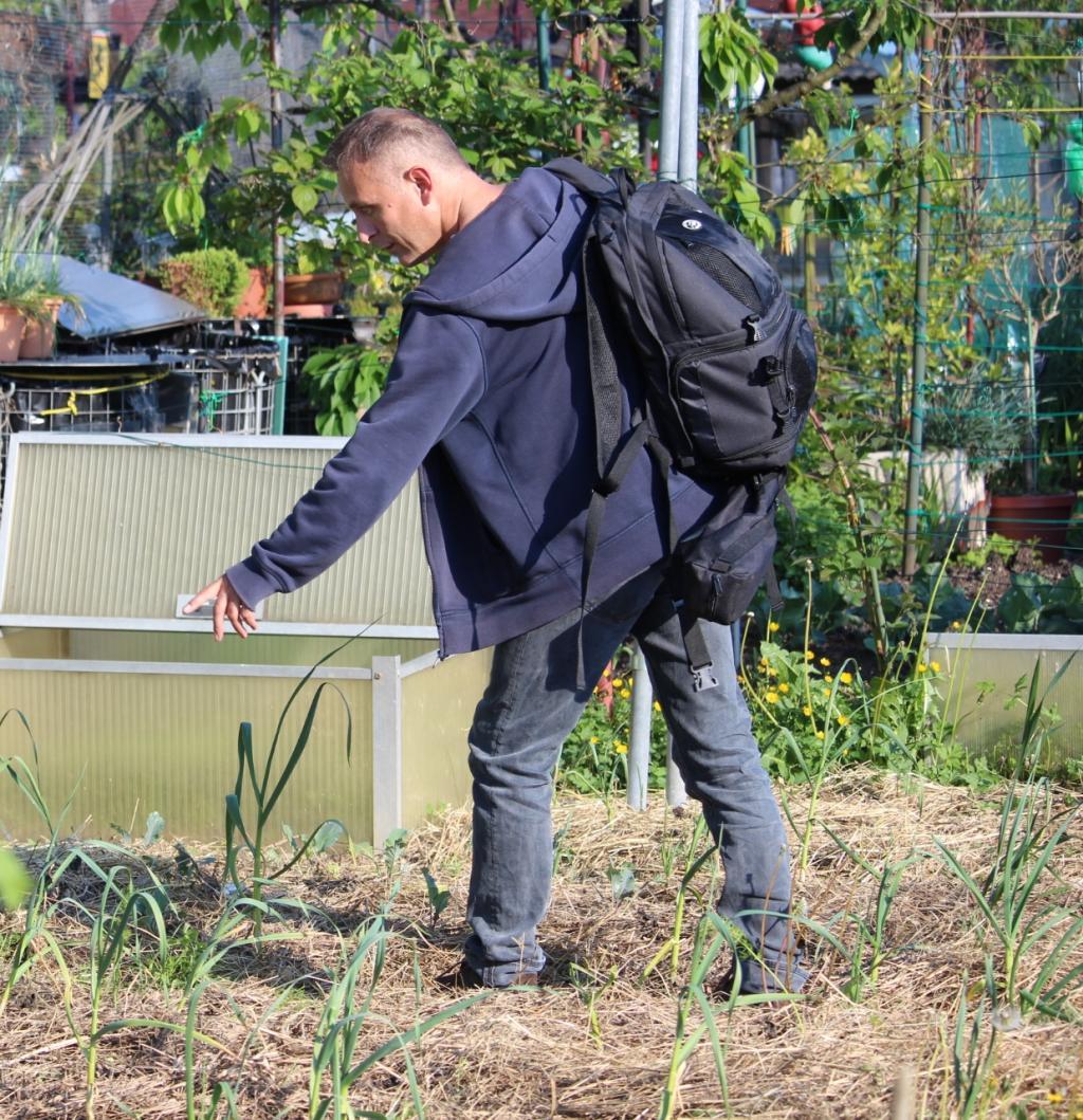 Fotos im Garten planen