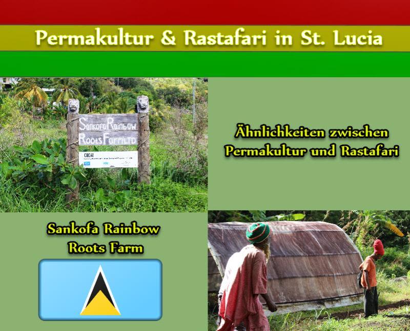 Ähnlichkeiten zwischen Permakultur und Rastafari