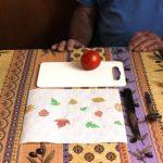 Tomaten auf dem Tisch